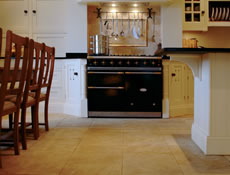 ElectricUnderfloor Heating in the Kitchen