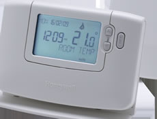 Wireless Programmable Thermostat Electric Underfloor Heating System